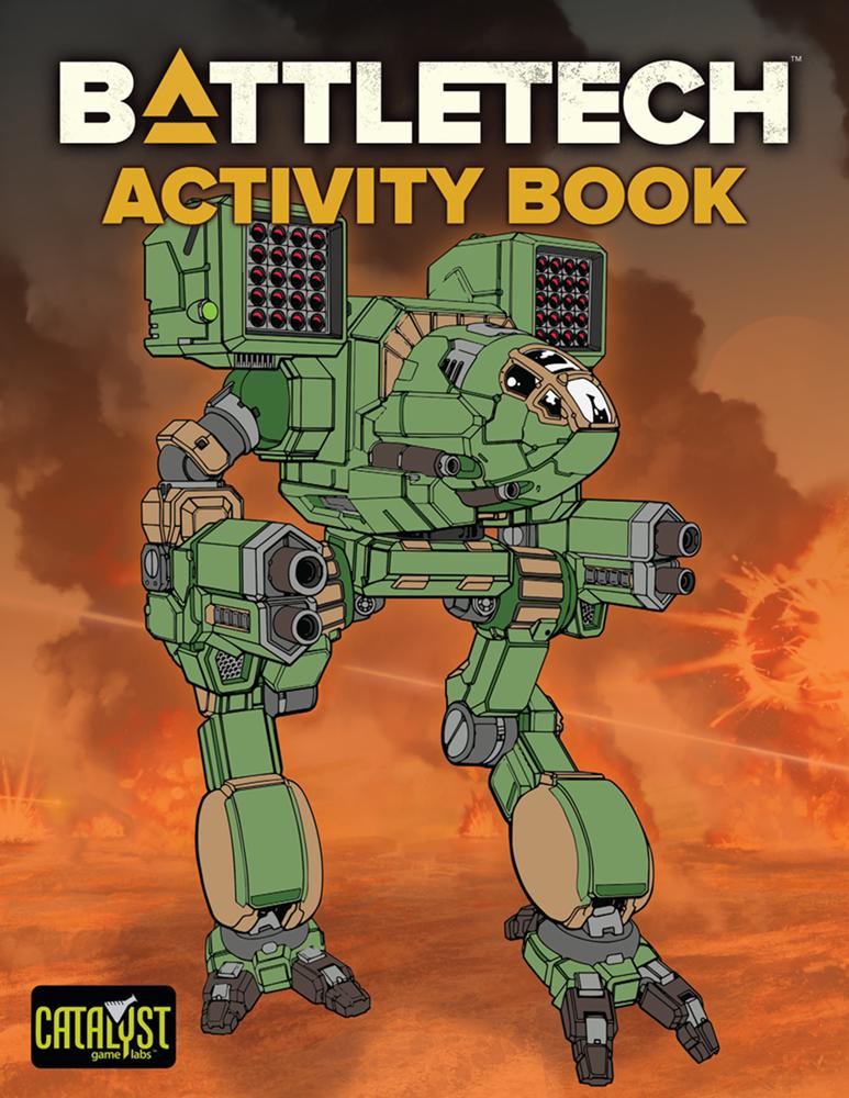 BattleTech: Activity Book