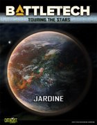 BattleTech Touring the Stars: Jardine