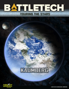 BattleTech Touring the Stars: Kaumberg