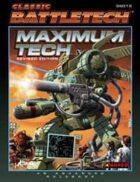 BattleTech: Maximum Tech Revised