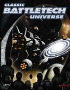 BattleTech: Classic BattleTech Universe Book