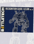 BattleTech: Recognition Guide: ilClan Vol. 10