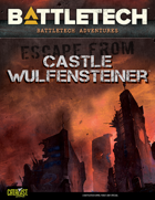 BattleTech Adventures: Escape from Castle Wulfensteiner