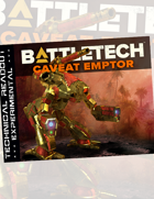 BattleTech: Experimental Technical Readout: Caveat Emptor