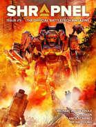 BattleTech: Shrapnel, Issue #5 (The Official BattleTech Magazine)