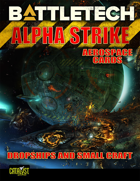 BattleTech: Alpha Strike Cards: DropShips and Small Craft