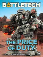 BattleTech: The Price of Duty (A BattleTech Novella)