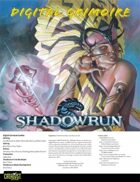 Shadowrun: Digital Grimoire