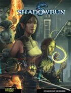Shadowrun: 4th Ed. 20th Anniversary Core Rulebook