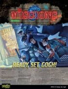Shadowrun: Missions: 03-01: Ready, Set, Gogh!