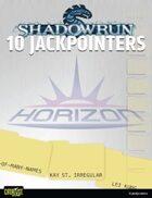 Shadowrun: 10 Jackpointers