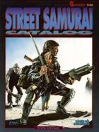 Shadowrun: Street Samurai Catalog