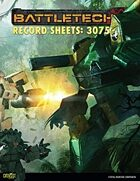 BattleTech: Record Sheets: 3075