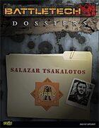 BattleTech: Dossiers: Salazar Tsakalotos