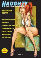 Naughty issue #1