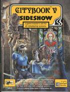 Citybook V: Sideshow