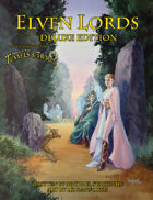 Elven Lords Deluxe Edition T&T solo