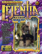 Elves of Lejentia Mythos Pack