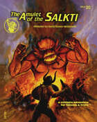 Amulet of the Salkti T&T solo