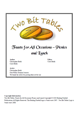 Two Bit Tables: Feasts for All Occasions - Picnics and Lunch