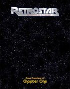 Retrostar -- Free Preview of Chapter 1