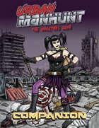 Urban Manhunt Companion