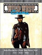 Wild West Cinema rulebook