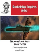 Rocketship Empires 1936