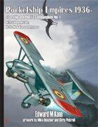 Rocketship Empires: Ship Compendium No. 1