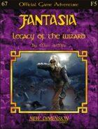 Fantasia: Legacy Of The Wizard--Adventure F5