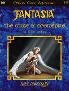 Fantasia: The Curse Of Doomspire--Adventure F13