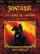 Fantasia: The Glory Of Garador--Adventure F4