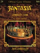 Fantasia: Territh Nor--Module M4