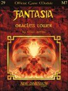 Fantasia: Oracle's Tower--Module M7