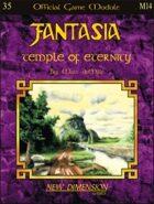 Fantasia: Temple Of Eternity--Module M14