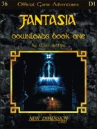 Fantasia: Downloads Book One--free mini-adventures
