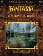 Fantasia: The Road of Myst--Module M26