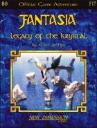 Fantasia: Legacy of The Krystal -- Adventure F17