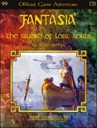 Fantasia: The Sword Of Lost Souls -- Adventure F20
