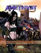 Amethyst: Untamed - Player's Guide  (Savage Worlds)