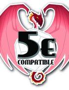 5E Compatibility Logo (Free)