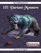 101 Variant Monsters (PFRPG)
