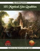101 Mystical Site Qualities (13th Age Compatible)