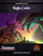 Kaiju Codex (PFRPG)