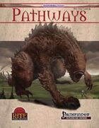 Pathways #49 (PFRPG)