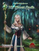 101 Forest Spells (PFRPG)