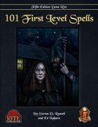 101 1st Level Spells (5E)