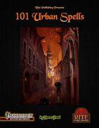 101 Urban Spells (PFRPG)
