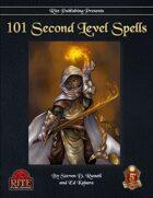 101 2nd Level Spells (5E)