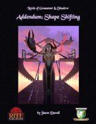 Addendum: Shape Shifting (Diceless)